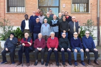 Spain - Fr Martoglio's Extraordinary Visit resumes: opportunity to strengthen unity with Rector Major and Congregation