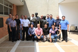 Colombia – American Seminar on formation phase of post-novitiate
