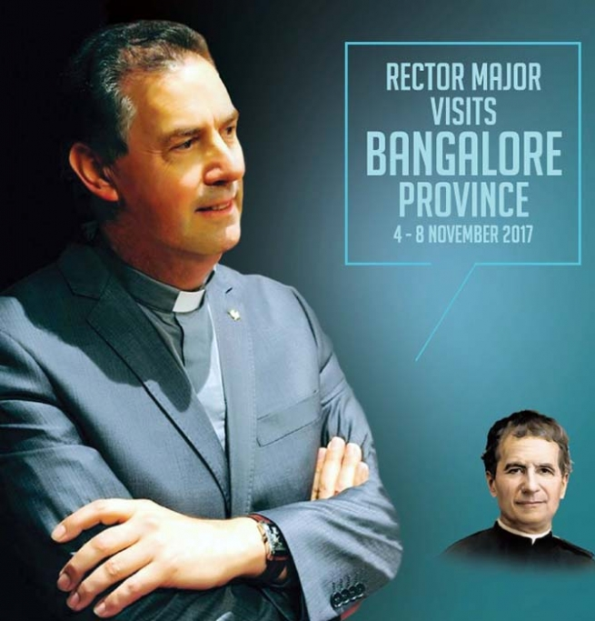 RMG - Rector Major's Visit to India