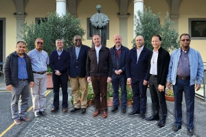 RMG – Formation and Accompaniment Course for recently appointed Provincials ends: a success of sharing and communion