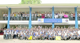 Philippines – BDO Foundation builds training center for Mindanao youth