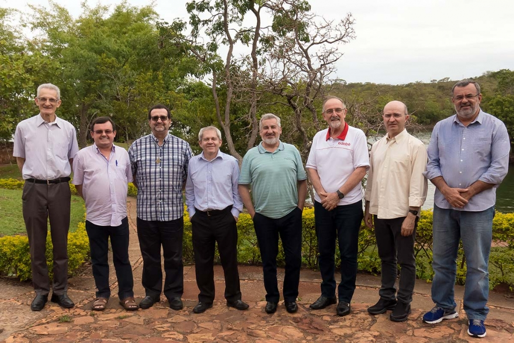 Brazil - Meeting of Salesian Provincials in Brazil with Fr Natale Vitali