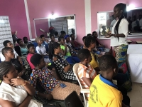 Ghana – Don Bosco empowering trafficked young women