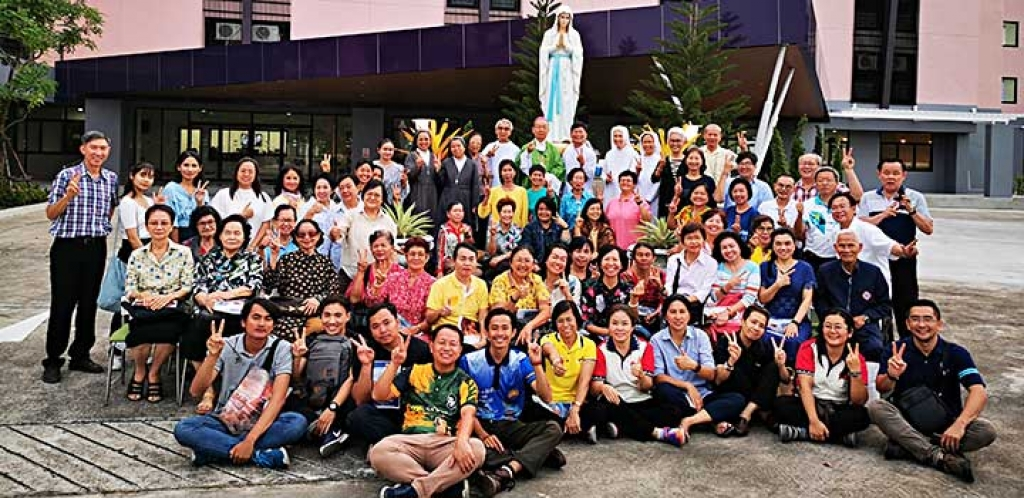 Thailand - Retreat of Salesian Cooperators of Thailand