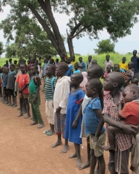 South Sudan - A much-needed commitment alongside the most disadvantaged