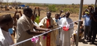 Uganda - Inauguration of Salesian Vocational Training Center in Palabek refugee camp