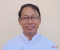 Vatican – Fr Lucas Jeimphaung Dau Ze appointed Coadjutor Bishop of Lashio