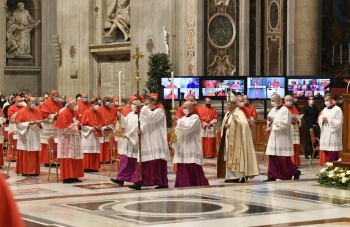 Vatican - Thirteen new Cardinals created by Pope Francis