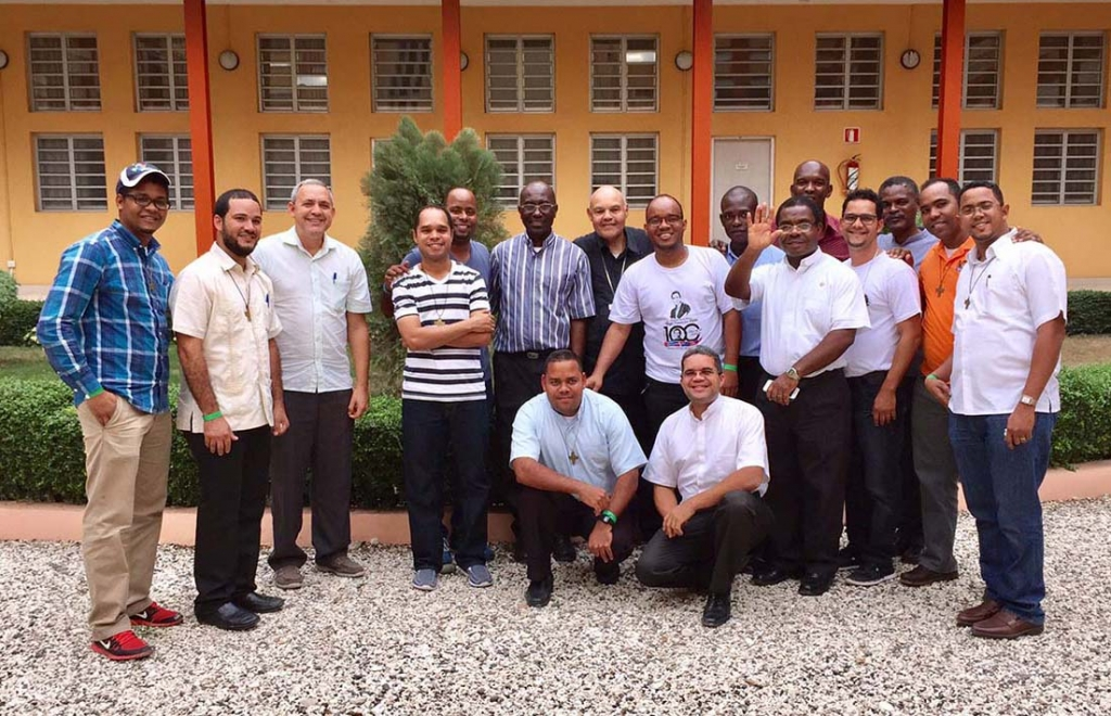 Haiti – Formation Encounter for the Salesians of Haiti and the Antilles