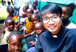 Sierra Leone – 'Do I see Christ in the children and young people whom I meet today?'