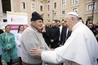 """Vaticano – """"Condividere con i poveri ci permette di comprendere il Vangelo nella sua verità più profonda"""". La I Giornata Mondiale dei Poveri"""