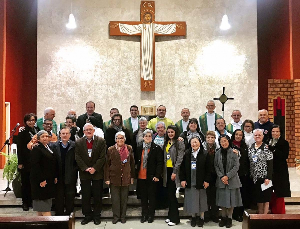 Brazil - National Meeting of Delegates and animators of Salesian Family groups