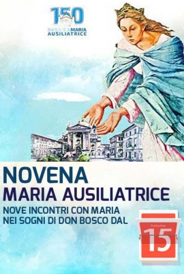 RMG – Global novena to Mary Help of Christians: videos already online