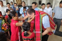 "India – ""Know Jesus More"" Rector Major urges INS Youth, Pre-Novices"