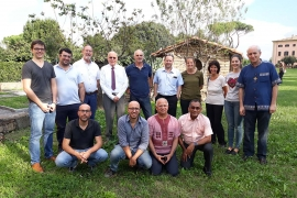 Italy – Don Bosco Network Development Cooperation Working Group meeting 9th October 2018