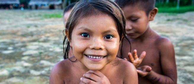 Brazil – Safe school for young Yanomami