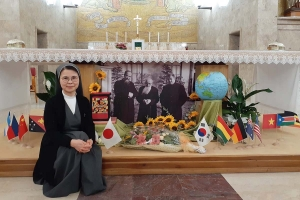 Italy – Caritas sisters of Jesus elect their new Superior General