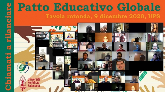 "Italy – Relaunch Global Educational Pact to safeguard our ""common home"""