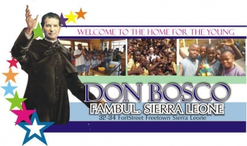 Sierra Leone – Girls Shelter, the story of Suntia: Don Bosco saved me!
