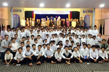 Myanmar - Don Bosco in the country: yesterday, today and tomorrow