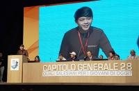 """Filipinas – Andre Launio, joven observador en el CG28: """"Los jóvenes somos complementarios de la misión, no somos parte separada de la misión"""""""
