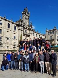 """Spagna – I giovani salesiani del Progetto Europa compiono il """"Cammino di Santiago"""""""