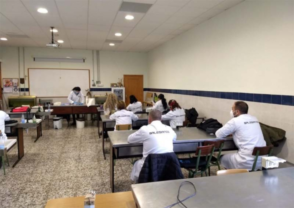 Spain - Formation courses for Salesians of Cartagena
