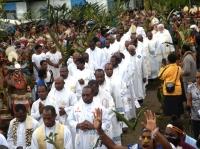 Papua New Guinea – Michaelites celebrate 50 years