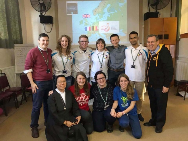 "Great Britain - SYM Europe on its way to ""Synod on Youth"""