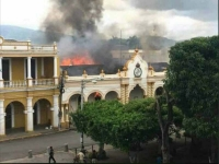 Nicaragua - Clashes continue: young man from Salesian oratory dies