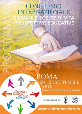 "Italy - Ready for International Congress ""Youth and life choices: educational perspectives"""