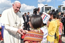 "Vatican – ""'Come and see' (Jn 1:46). Communicating by meeting people how and where they are"""