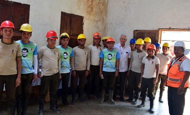 "Guatemala – ""Campur rejuvenece"": promising dream to benefit hundreds of young people and families"