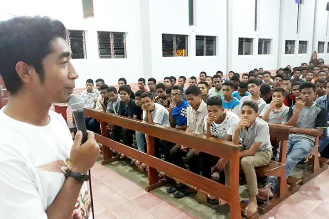 Timor Oriental – Los Salesianos al servicio de la vida y la salud de los jóvenes