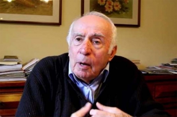 "Italy - Farewell to Fr Luigi Melesi, the ""jail priest"" who took weapons away from Red Brigades"