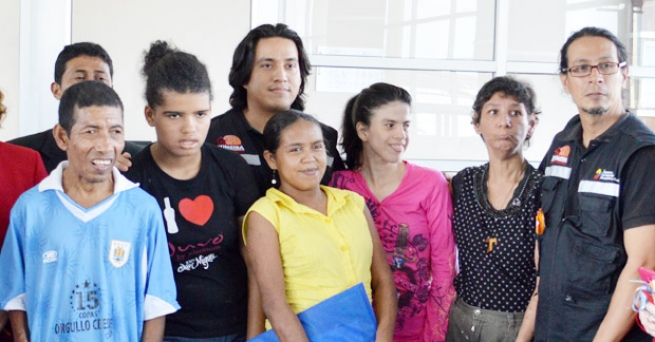 Ecuador – Integración de alumnos discapacitados con un centro de apoyo y una Tifloteca