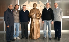 Italy – Meeting of the Presidency of the Salesian Biblical Association