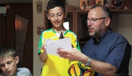 "Moldova - Fr Baracco: ""being missionary"" among the youngsters of Chisinău"