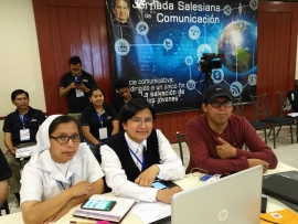 "Bolivia – II Day of Salesian Communications: ""Communication is Meeting"""