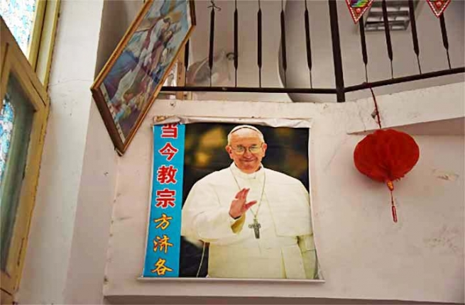 Vatican - Mary Help of Christians watches over dialogue between the Church and China