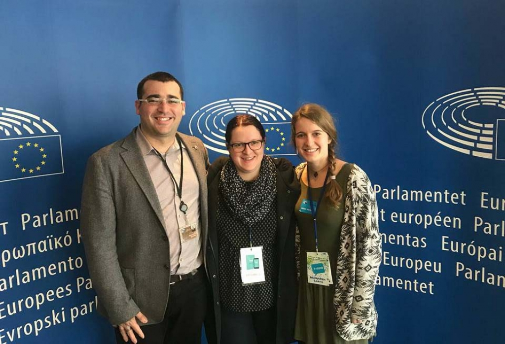 Belgium – SYM Representatives at European Forum of Catholic Youth