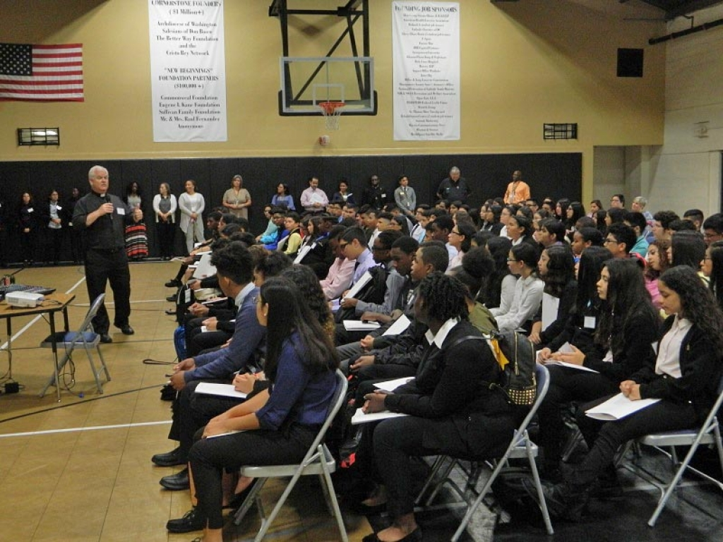 United States - Incoming Students at DBCR Prepare for Success