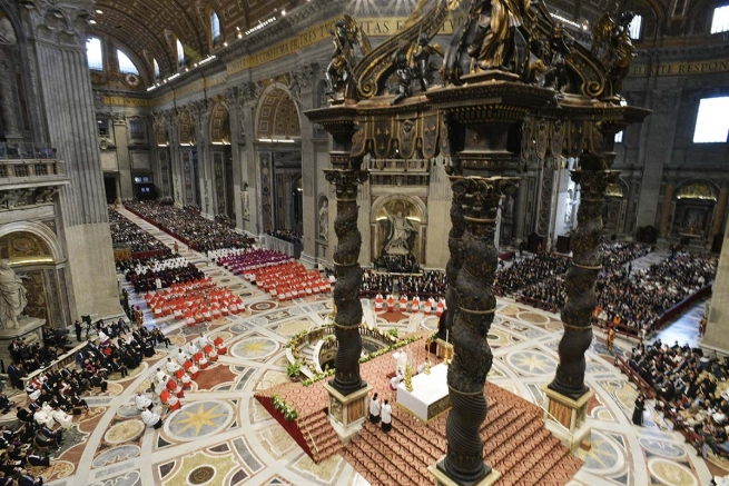 Vatican - With Mass in St. Peter's Square, Pope Francis opens Amazon Synod