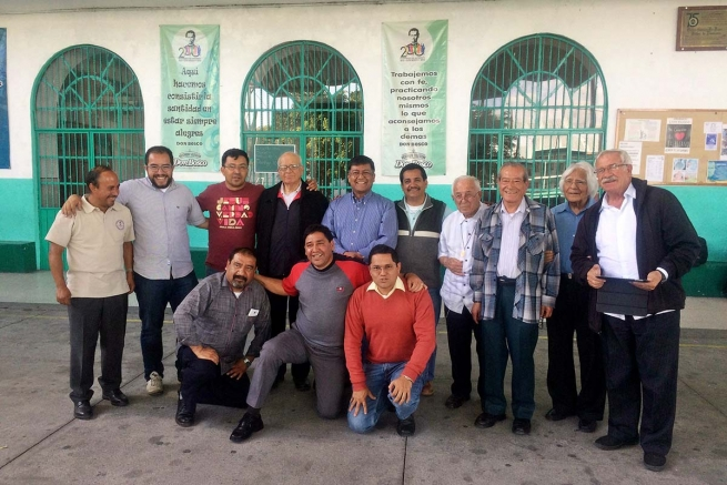 Mexico - Meeting of Salesian Brothers