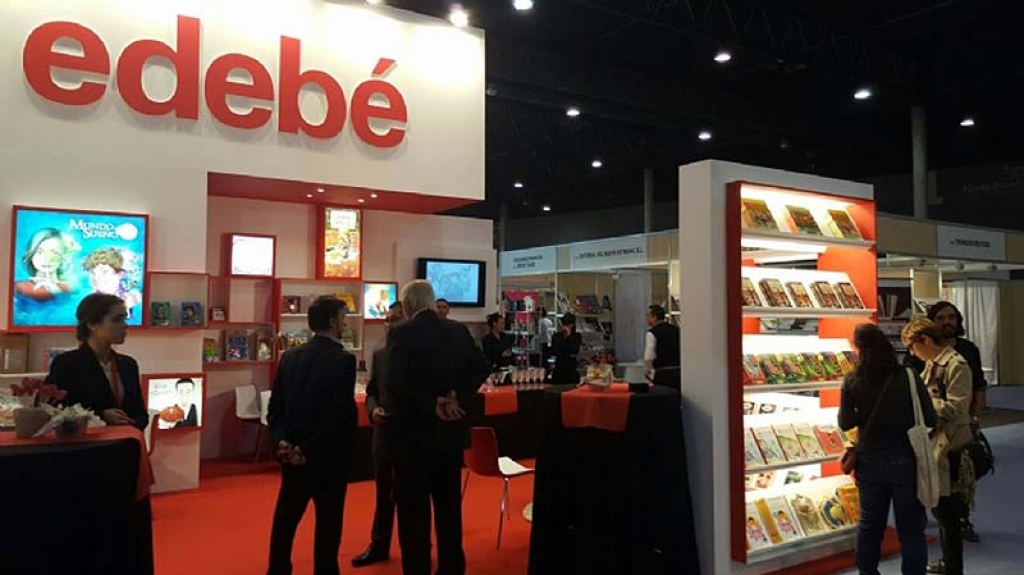 Spain - Salesian publishers Edebé and CCS at the 34th LIBER
