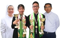 Thailandia – Salesian Thai Students win international academic awards in Maths
