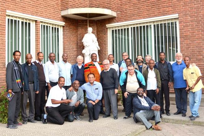 Ethiopia – Fr. Américo Chaquisse concludes his Extraordinary Visitation