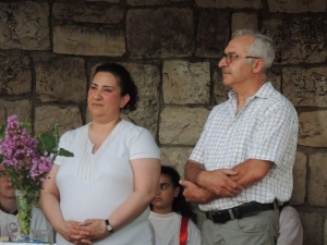 Syria – Lay people co-responsible in Salesian mission: Johnny and Georgette