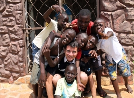 Uganda - The house in Namugongo is salvation for young people
