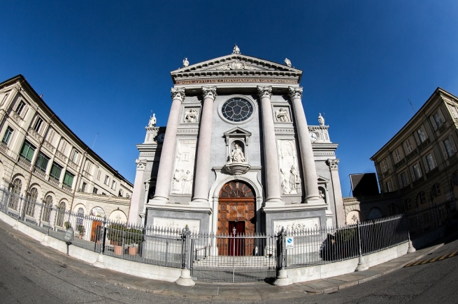 The Basilica of Mary Help of Christians of Turin-Valdocco: historical notes